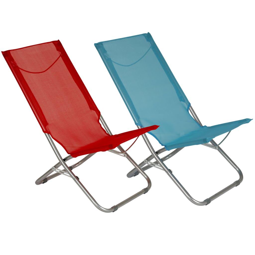 Red Mountain Chaise De Plage Pliable Portable Extérieur Bleu Siège De Plage Ebay