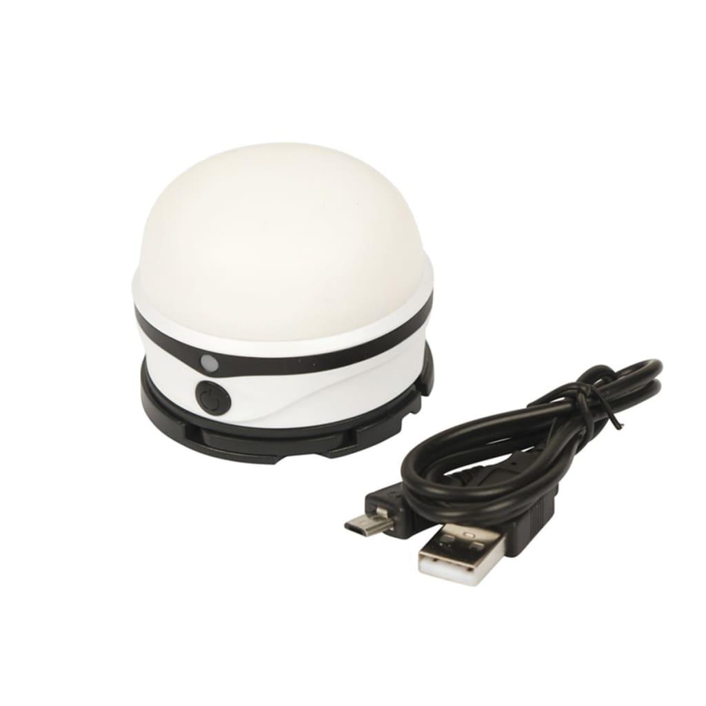 Afbeelding van Camp Gear Hanglamp Rigel silicone wit 5818806