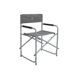 Red Mountain Chaise de camping Acier Gris