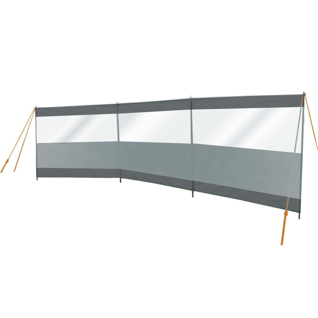 Bo-Camp Paravan cu fereastră Season, gri și antracit, 500 x 140 cm imagine vidaxl.ro