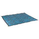 Bo-Leisure Tapis d'extérieur Chill mat Picnic 2 x 1,8 m Bleu 4271011