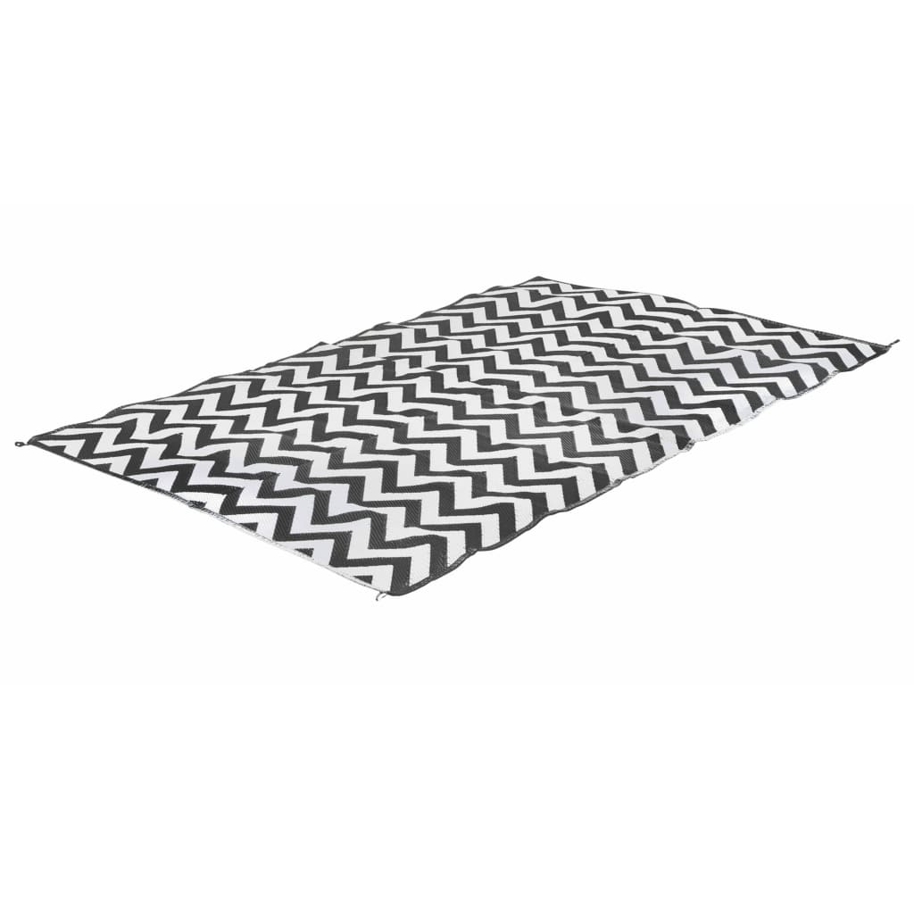 Bo-Camp Covor exterior Chill mat M Lounge, 1,8 x 2 m, Wave poza 2021 Bo-Camp