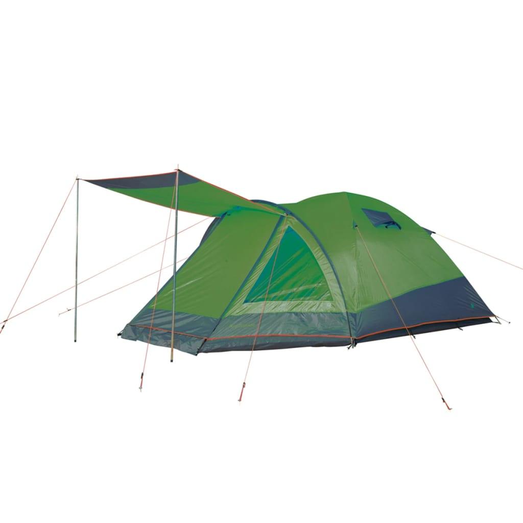 Afbeelding van Camp Gear 3 persoonstent Rio Grande 355x210x130 cm groen 4471530