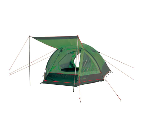 camp gear 3 personen zelt rio grande 355x210x130 cm gr n 4471530 g nstig kaufen. Black Bedroom Furniture Sets. Home Design Ideas