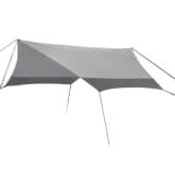 Camp Gear Namiot kempingowy Basic, szary, 2,4-4 m, 4471561