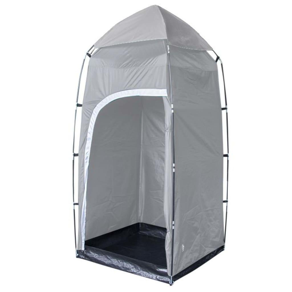 Bo Camp Tenda Doccia/WC 100x100x200 cm Grigio
