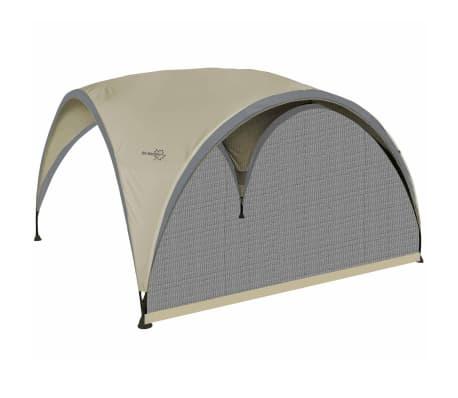 Bo-Camp Insectenscherm zijwand voor partytent klein beige