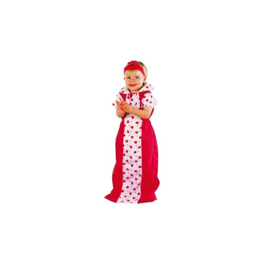 Afbeelding van Clown Kinderkostuum Valentijn 3 4 jaar