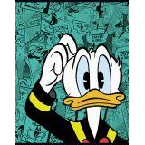 Disney schrift Donald Duck A5 gelijnd 3 stuks