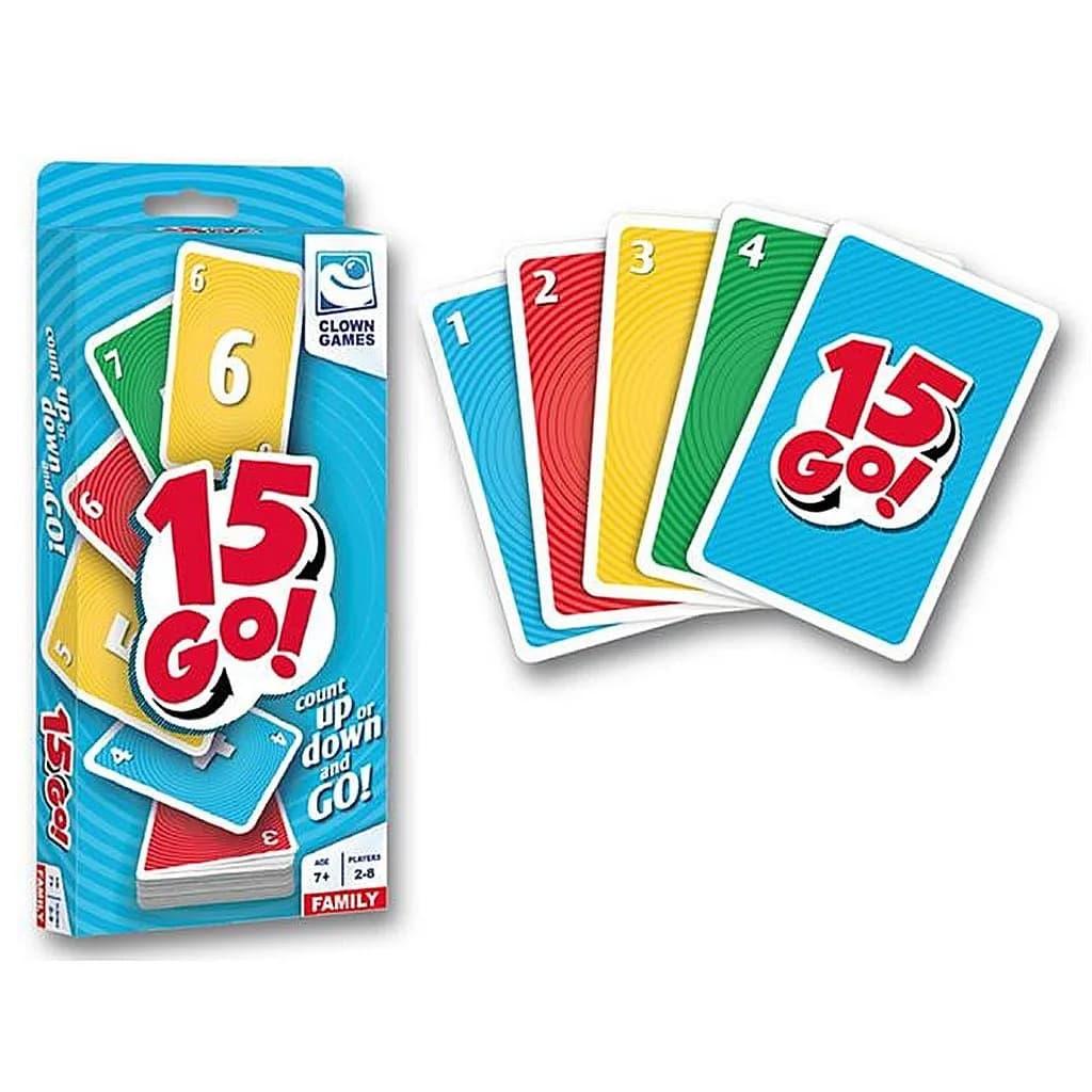 Afbeelding van Clown Games 15 Go!
