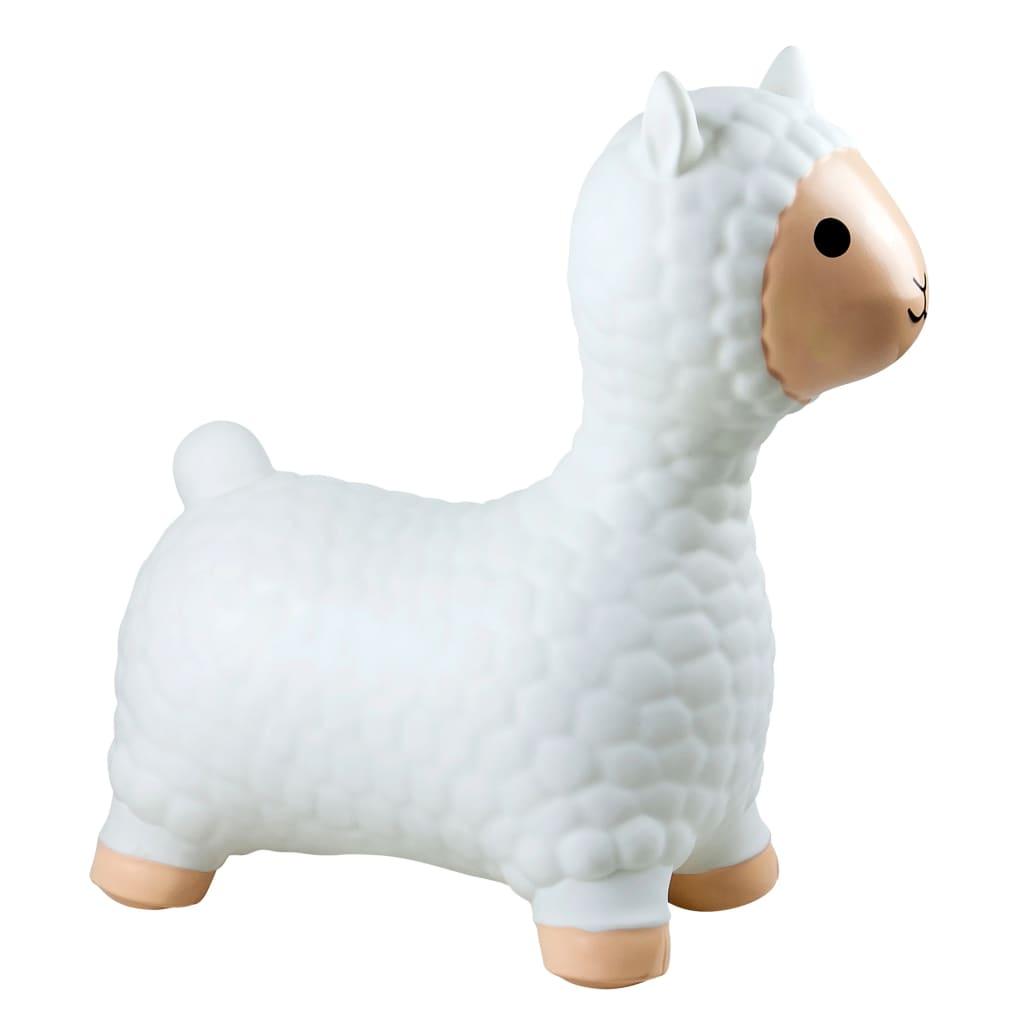 My Skippy Buddy Skippydier Alpaca wit