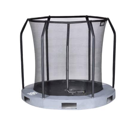 acheter game on sport filet de s curit pour trampoline enterr 244 cm pas cher. Black Bedroom Furniture Sets. Home Design Ideas