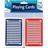 Clown Games speelkaarten 2-pack