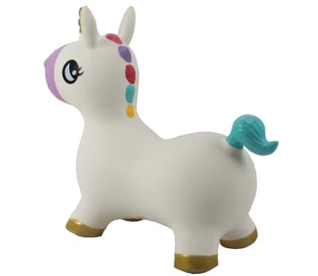 My Skippy Buddy Animal gonflable Unicorn Blanc 0724923[3/5]