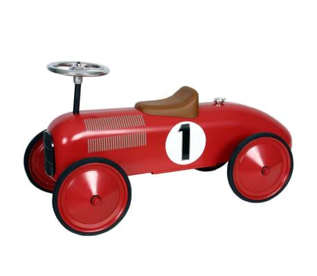 retro roller kinderauto rennwagen bobbycar rutscher. Black Bedroom Furniture Sets. Home Design Ideas