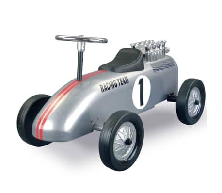 retro roller racing team brett children 39 s push car. Black Bedroom Furniture Sets. Home Design Ideas