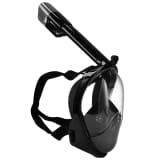 SportX Snorkelmasker volgelaat maat XS zwart 0768002