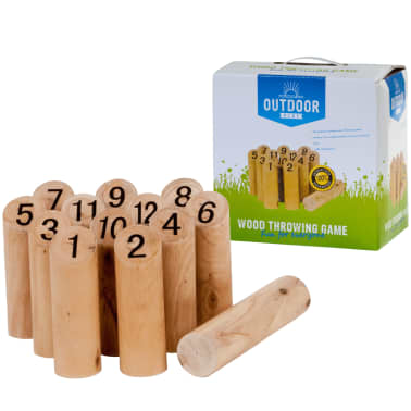 how to play kubb video