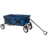 OUTDOOR PLAY Faltbarer Strandwagen Blau Stahl 0737006