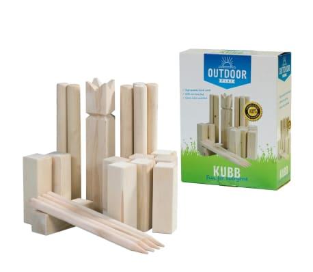 acheter jeu de plein air kubb pas cher. Black Bedroom Furniture Sets. Home Design Ideas