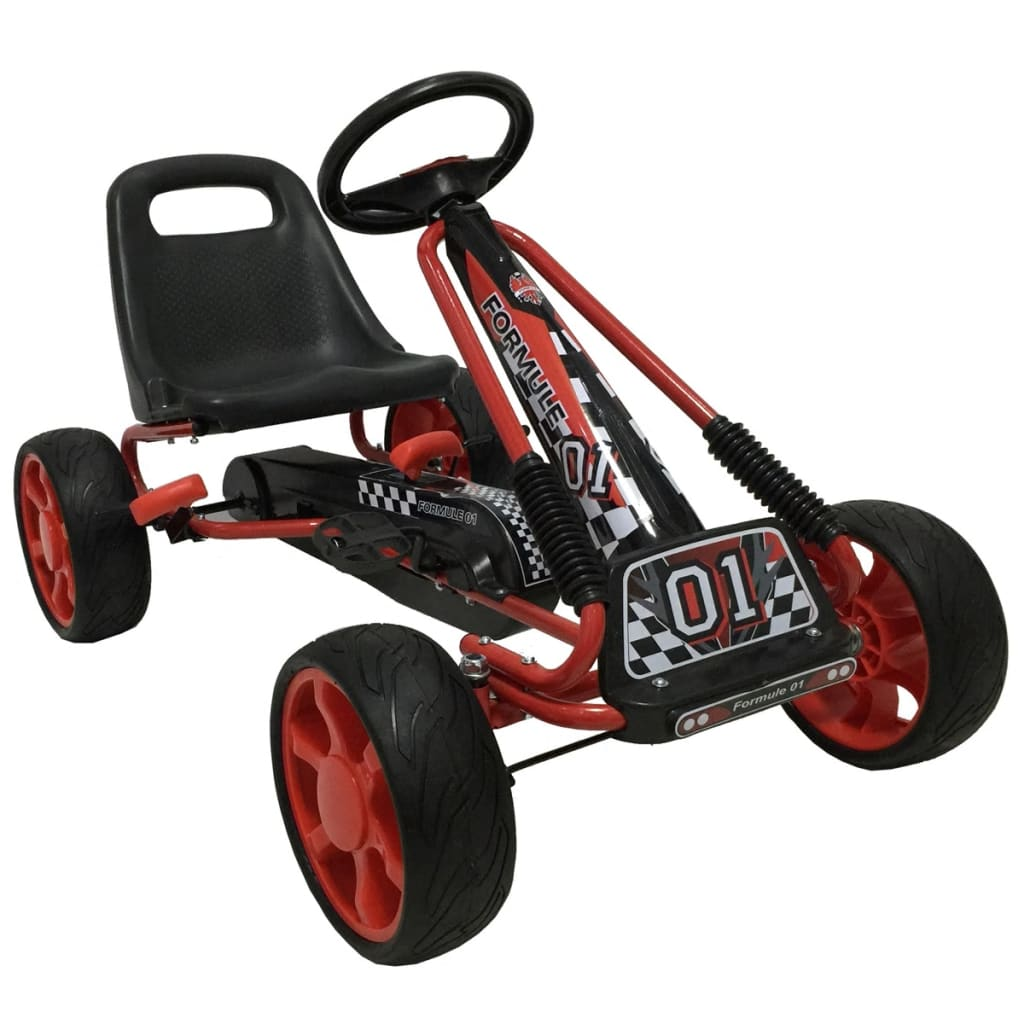 Van der Meulen go-cart Skelter 0704008 imagine vidaxl.ro