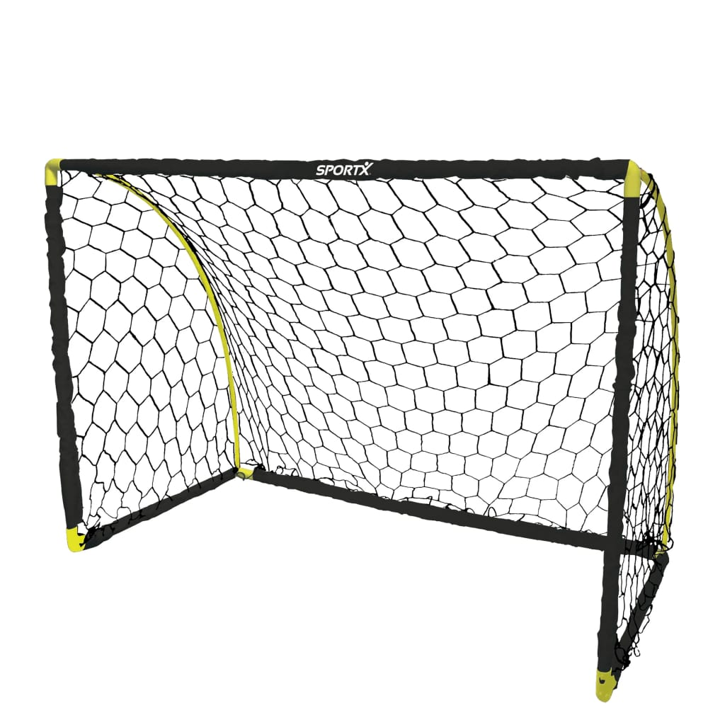 99425657 SportX Faltbares Fußballtor 180×91×120 cm