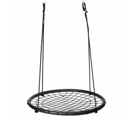 OUTDOOR PLAY Balançoire nid avec filet 100 cm 45404