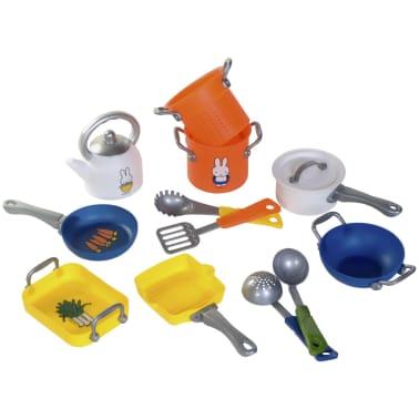 Miffy Set de utensilios de cocina de juguete 12 uds 0478015[1/2]