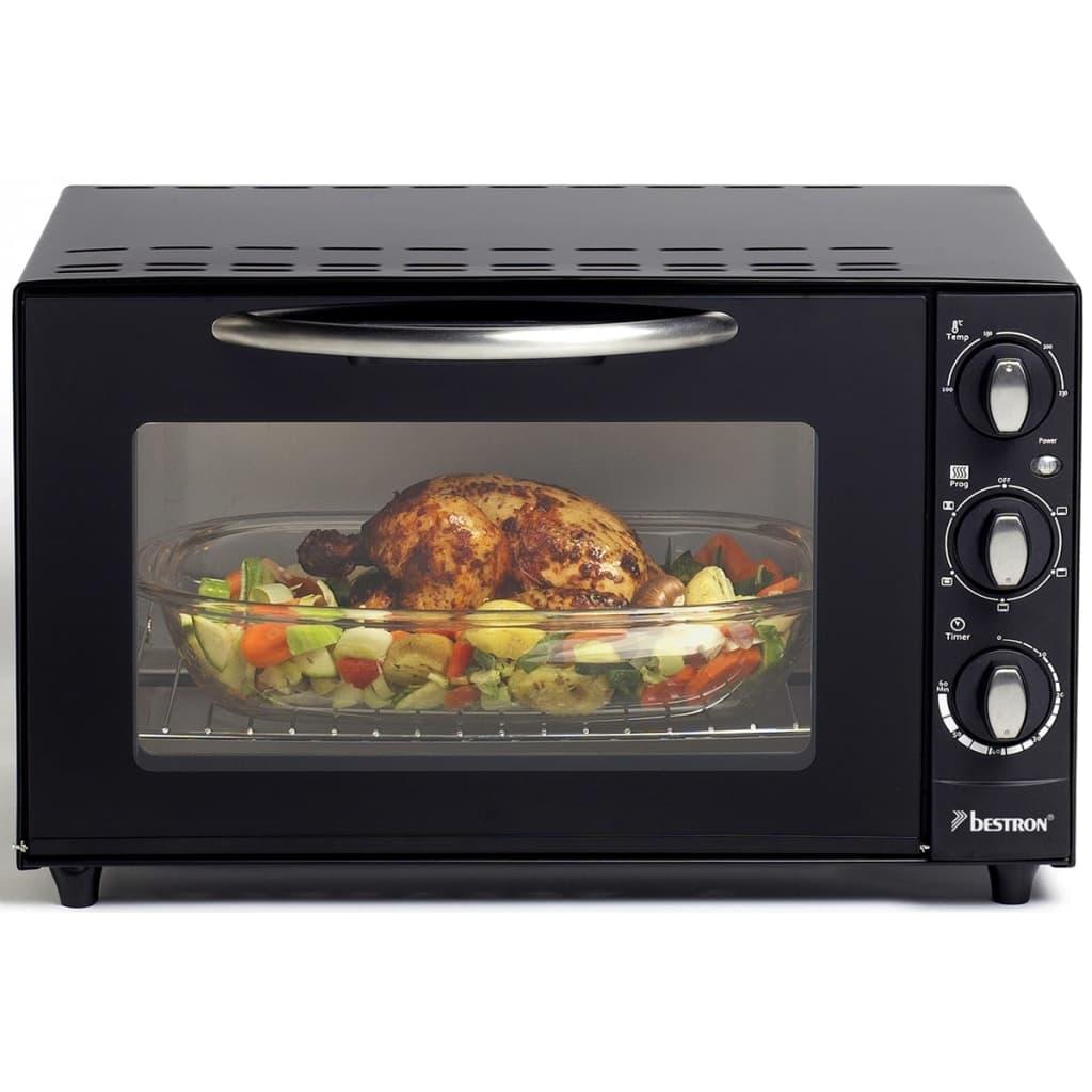 Afbeelding van Bestron AGL30 oven met grill- en heteluchtfunctie 35 L