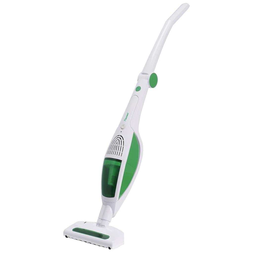 Afbeelding van Bestron stofzuiger 2-in-1 draadloos (groen/wit)