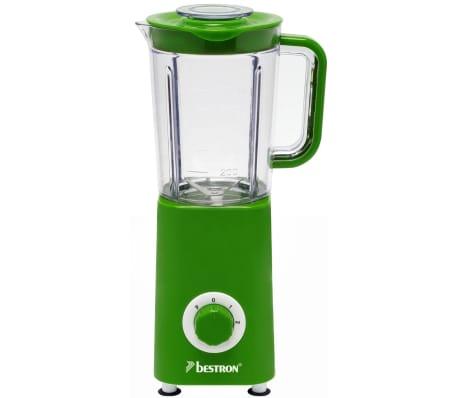 Bestron Blender 0,6L 300W Groen AB511G