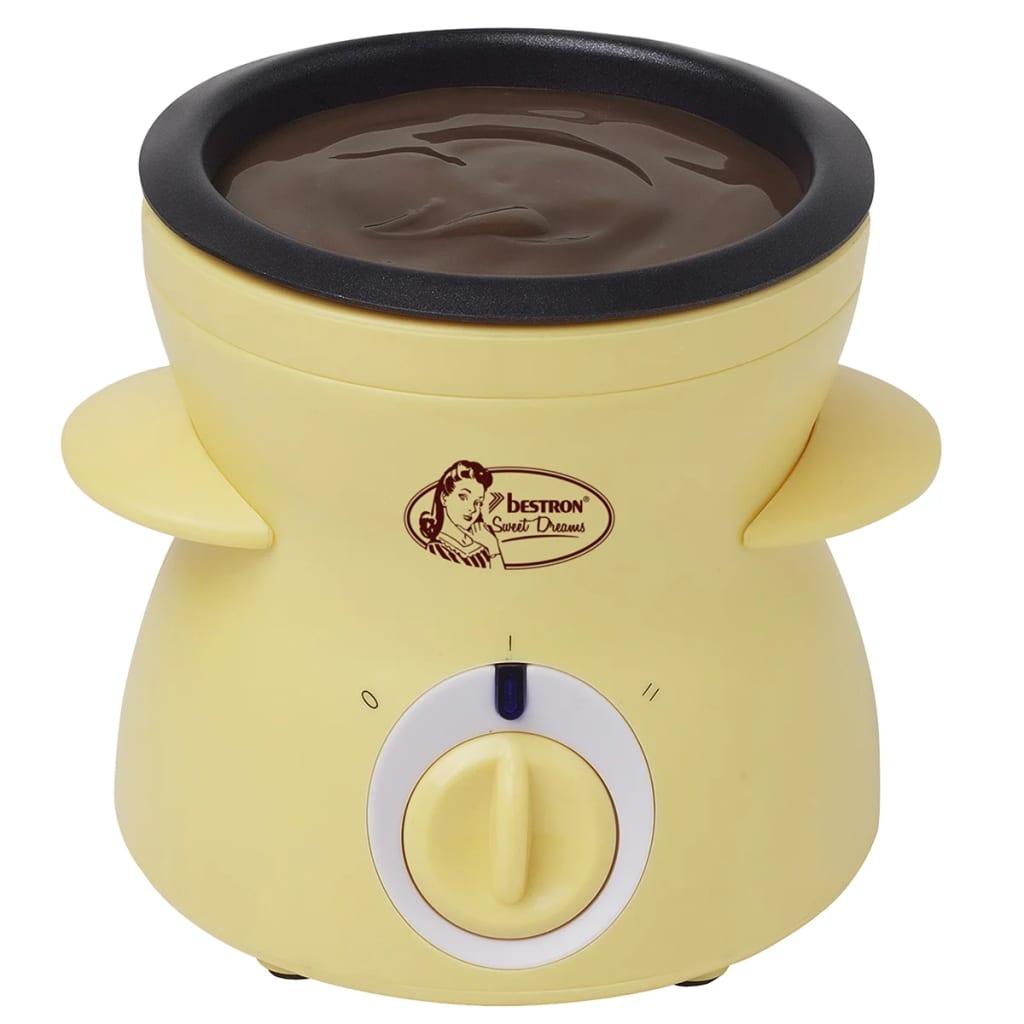 Afbeelding van Bestron Compacte Chocoladefondue 25W DCM043