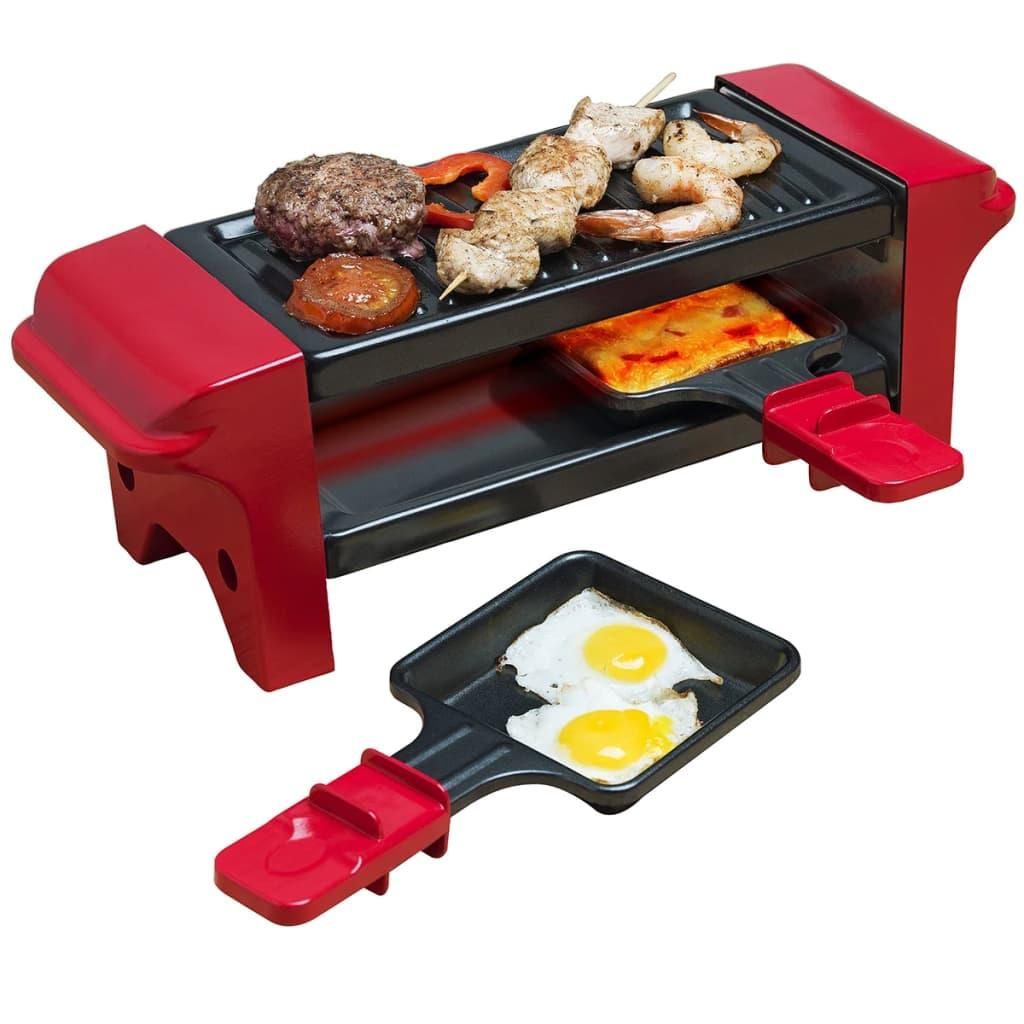 Bestron Appareil à raclette gril multi-cuissons Barbecue de table 350 W AGR102 2