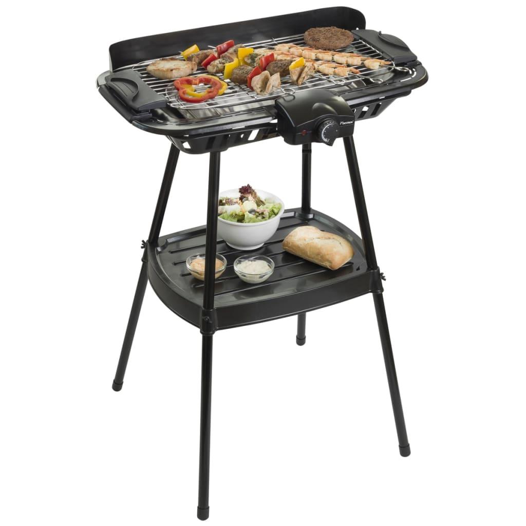 Afbeelding van Bestron vrijstaande barbecue 2000W
