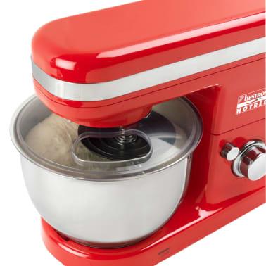 Bestron Küchenmaschine Hot Red 2,5 L AKM500HR[3/8]