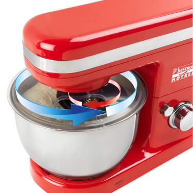 Bestron Küchenmaschine Hot Red 2,5 L AKM500HR[4/8]