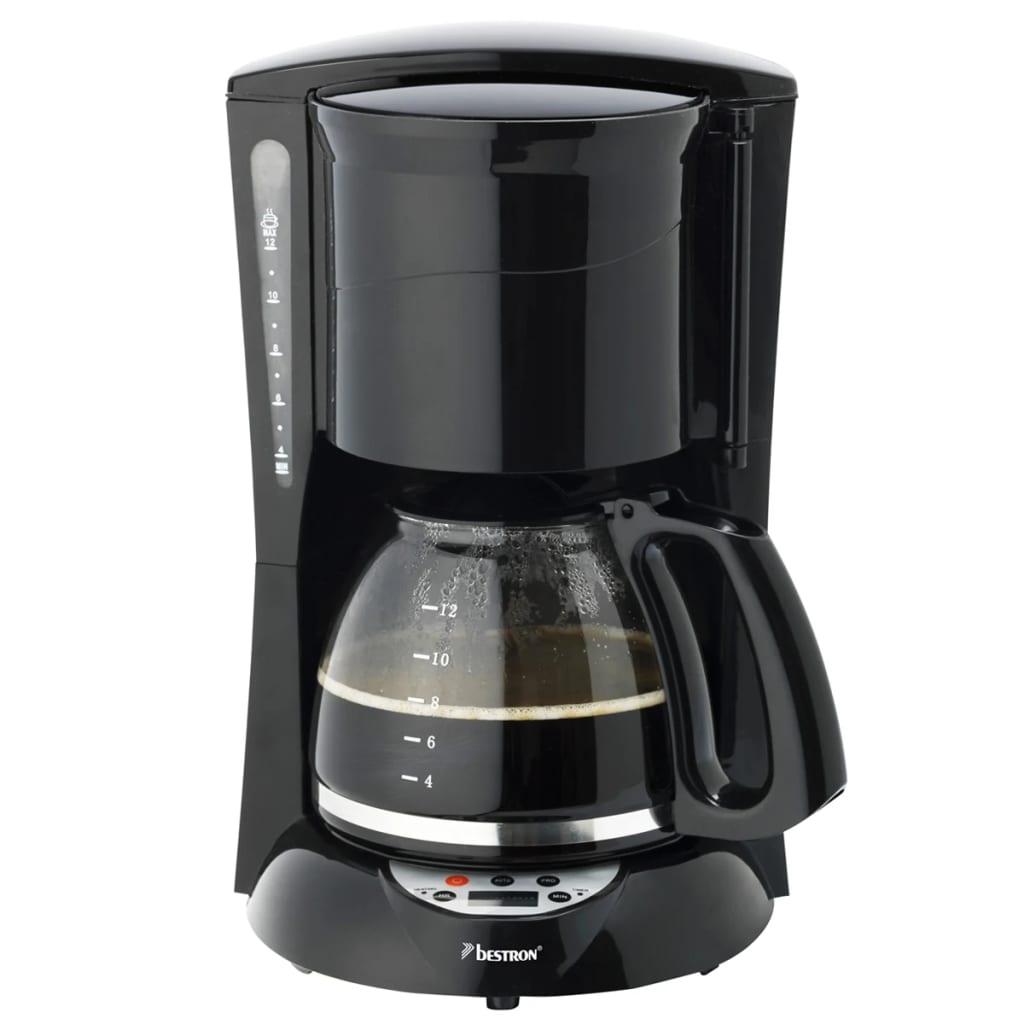 Afbeelding van Bestron ACM901T koffiezetapparaat met timer