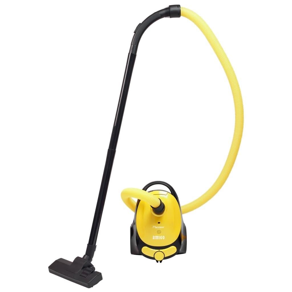 Afbeelding van Bestron Stofzuiger Amigo 1200 W geel en zwart ABG100AMY