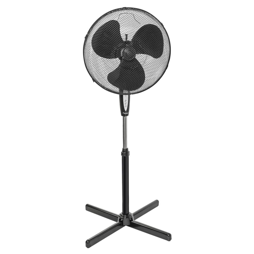 Afbeelding van Bestron Staande ventilator + afstandbediening 45 cm 45 W zwart ASV45ZR