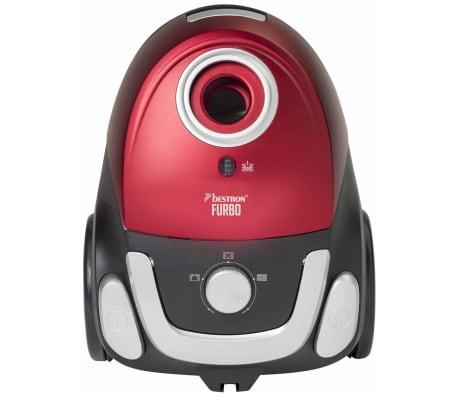 Bestron Odkurzacz Furbo Plus, 750 W, czerwony, ABG450RSE[3/11]