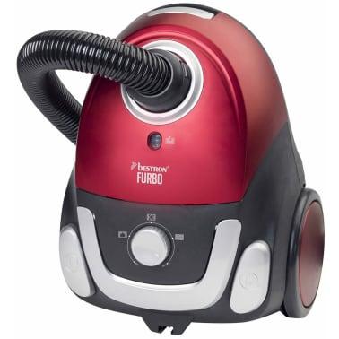 Bestron Odkurzacz Furbo Plus, 750 W, czerwony, ABG450RSE[5/11]