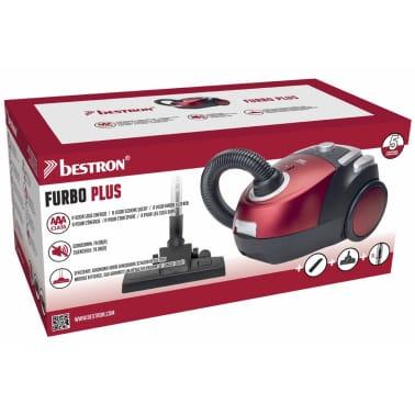 Bestron Odkurzacz Furbo Plus, 750 W, czerwony, ABG450RSE[11/11]
