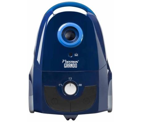 Bestron Odkurzacz Grando Plus, 650 W, niebieski, ABG750BBE[3/11]