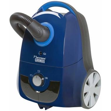 Bestron Odkurzacz Grando Plus, 650 W, niebieski, ABG750BBE[5/11]