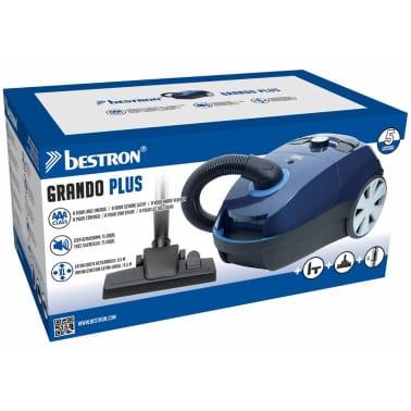 Bestron Odkurzacz Grando Plus, 650 W, niebieski, ABG750BBE[11/11]