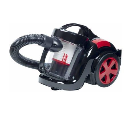 acheter bestron aspirateur sans sac designo plus noir et rouge abl870br pas cher. Black Bedroom Furniture Sets. Home Design Ideas