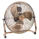 Bestron Ventilador turbo DFA40CO 45 cm cobre