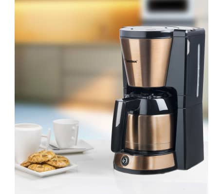Bestron Kaffebryggare Copper Collection ACM1000CO 900 W