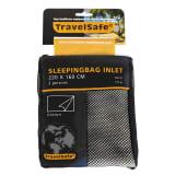 Forro de algodón para saco de dormir 2personas TravelsafeTS0317