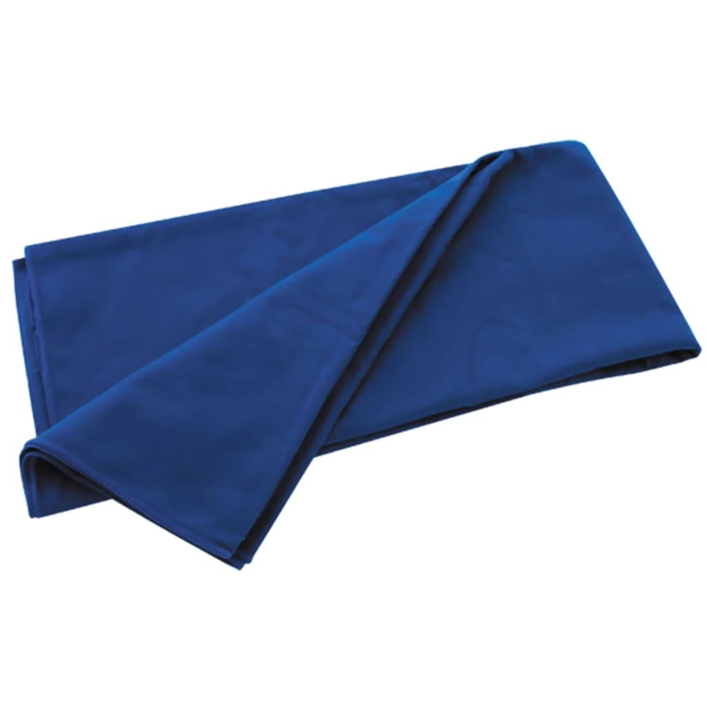Image of Travelsafe TS3061 Asciugamano da viaggio in microfibra M blu reale